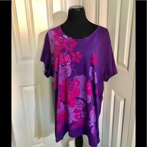 Beautiful shirt by JMS in 4X